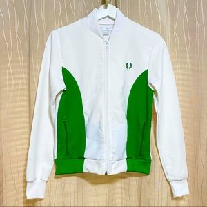 Fred Perry Track Jacket Women's Small